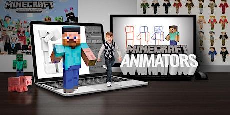 Minecraft Animators tickets