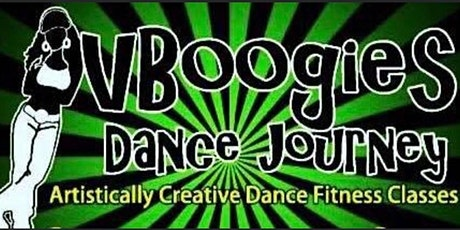 VBOOGIE'S Virtual ZUMBA (R) Fitness Classes tickets