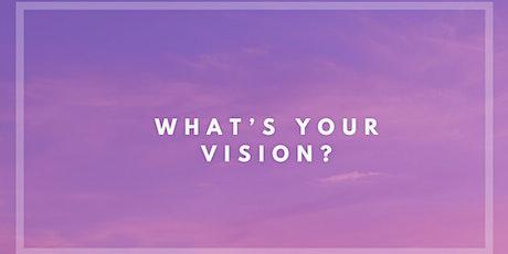Mid-Year Check In:  Vision Board Extravaganza tickets