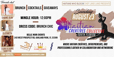 Haitian Creatives Meet-Up South Florida tickets