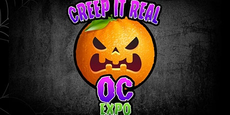 Creep It Real OC EXPO tickets