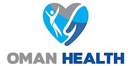 Oman Health tickets