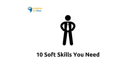 10 Soft Skills You Need 1 Day Virtual Live Training in Sydney tickets