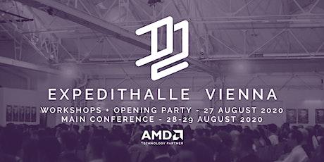 D2 Vienna 2020 ONLINE tickets