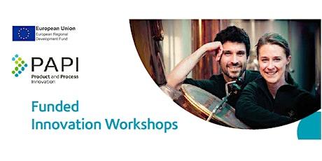 Online  Innovation Workshop - 4th June tickets