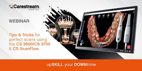 Tips & Tricks for perfect scans using CS 3600 or CS 3700  & CS ScanFlow tickets
