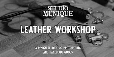 LEDER WORKSHOP GÜRTEL Tickets