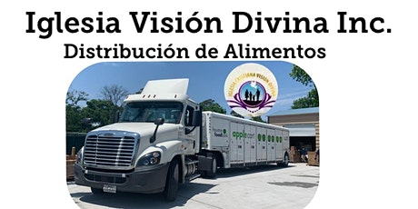 Distribución de Alimentos/ Food Distribution  tickets
