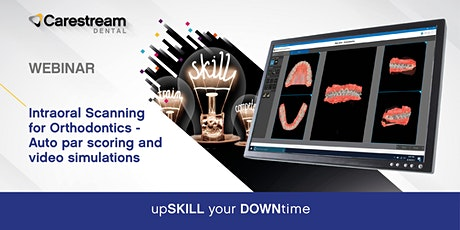 Intraoral Scanning for Orthodontics tickets