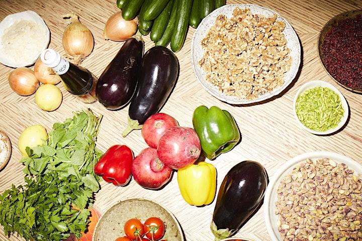 Hamed's Persian Kitchen Live image