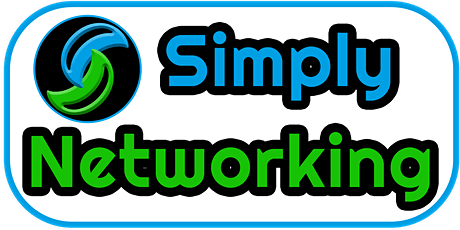 Simply Networking Online Business Networking tickets