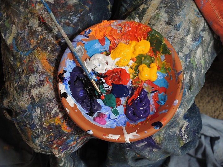 Webinar - Exclusive Painting Session - Select a Design image