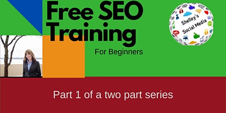 Free SEO Training for Beginners - Part 1  tickets
