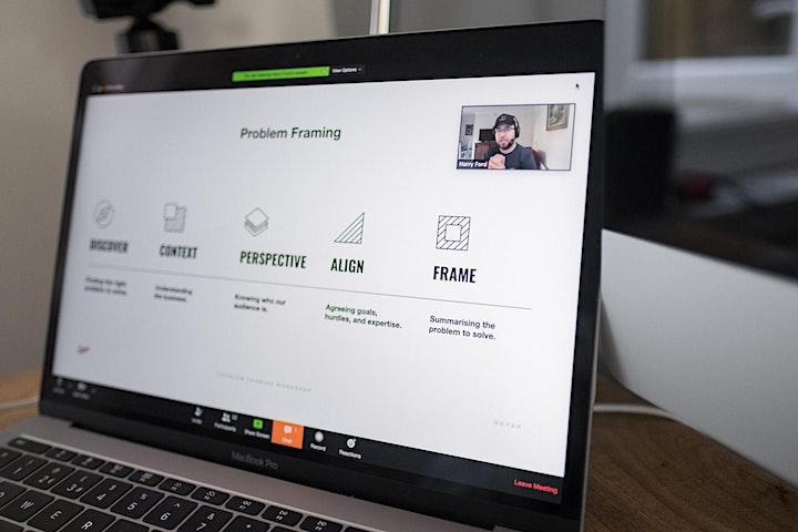 Interactive Design Sprint Workshop image