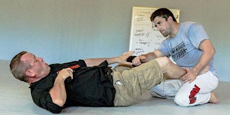 Cecil Burch Immediate Action Jiu-Jitsu tickets