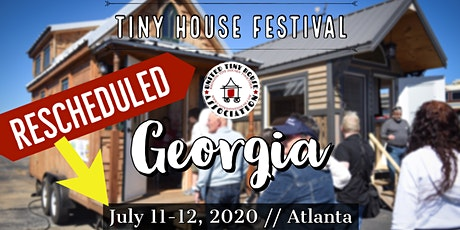 Georgia Tiny House Festival 2020 tickets