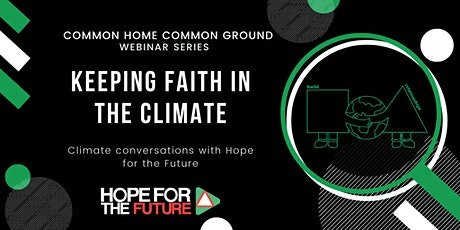 Keeping Faith in the Climate tickets
