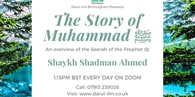 The story of Muhammad (saw)
