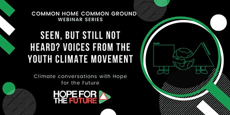 Seen, but not yet heard? Voices on the Youth Climate Movement tickets
