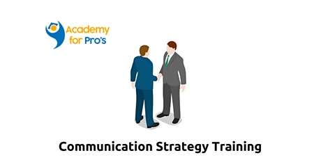 Communication Strategies 1 Day Virtual Live Training in Ottawa tickets
