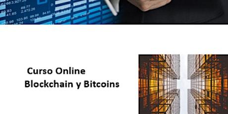 Curso Online Blockchain y Bitcoins entradas