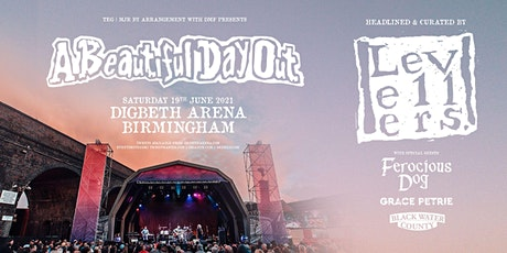 A Beautiful Day Out With The Levellers (Digbeth Arena, Birmingham) tickets