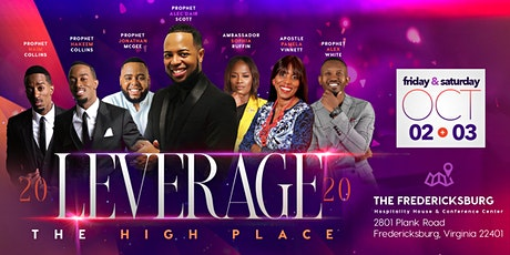 LEVERAGE 2020 tickets