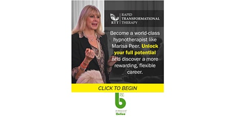 Hypnotherapy Training by Marisa Peer at The Best You Online-1 month FREE