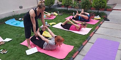 Virtual online yoga classes tickets