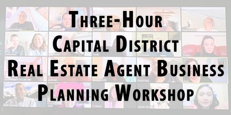 3 HOUR VIRTUAL BUSINESS PLANNING WORKSHOP tickets