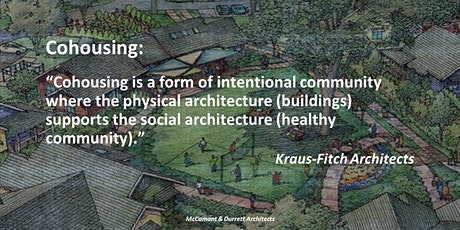 Online Info Session: What is Cohousing? tickets