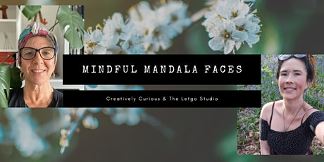 Draw Mindful Mandala Faces tickets
