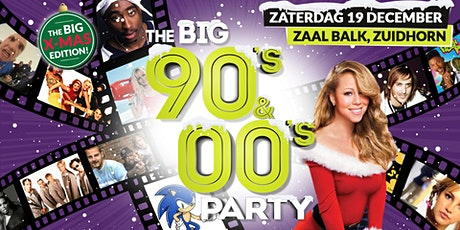 The Big 90's & 00's Zuidhorn tickets