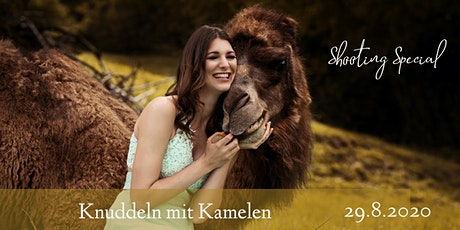 "Shooting Special ""Knuddeln mit Kamelen"" Tickets"