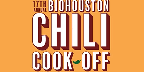 17th Annual BioHouston Chili Cook-off tickets