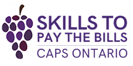 Skills to Pay the Bills with CAPS Ontario tickets
