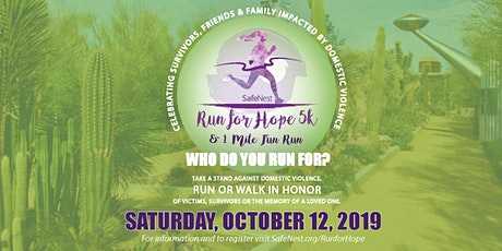 Run for Hope 2020 tickets