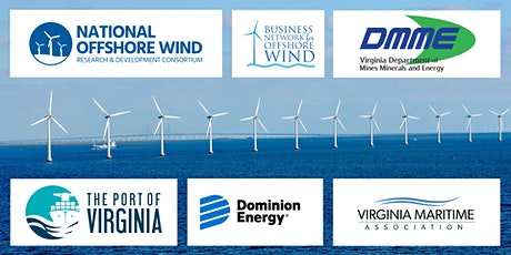 Offshore Wind Port Readiness - Supply Chain Solutions in the State of VA tickets