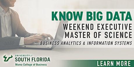 Discovering Data Analytics Seminar Series tickets