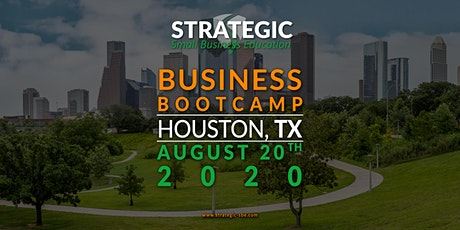 Strategic Small Business Education Business Boot Camp tickets