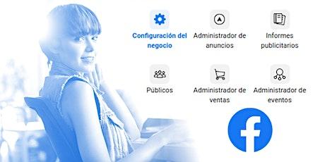 Business Manager de Facebook para Marcas y Agencias boletos