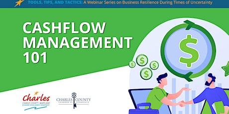 Cashflow Management 101 tickets