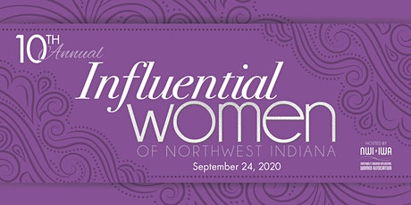 2020 Influential Women of Northwest Indiana Awards Banquet tickets