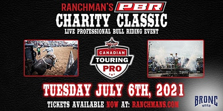Ranchman's PBR Charity Bull Riding - Tuesday July 6th, 2021 tickets