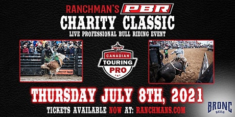 Ranchman's PBR Charity Bull Riding - Thursday July 8th, 2021 tickets