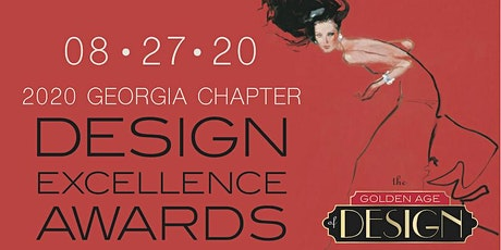 2020 Design Excellence Awards | Golden Age of Design tickets