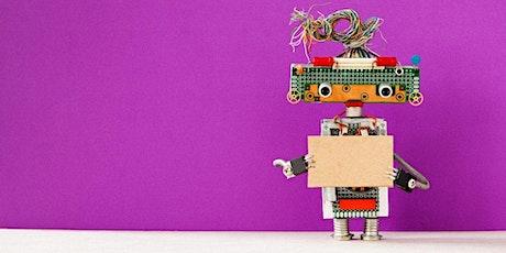 Online - Cadette Robotics Workshop tickets