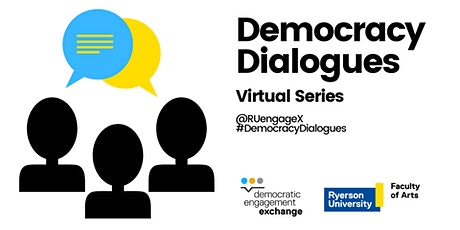 Democracy Dialogues tickets