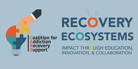 CARS Recovery Ecosystems Conference Sponsorship tickets