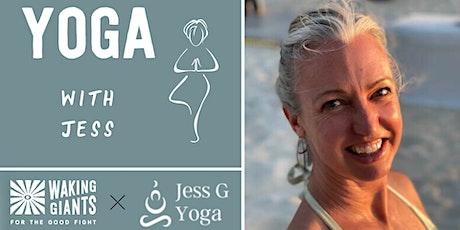 Hatha Yoga w/ Jess G Yoga tickets